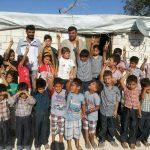 Habits pour les enfants syriens - Août 2014