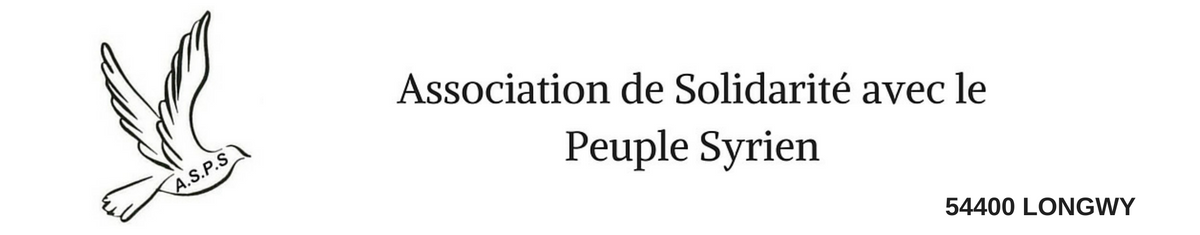 Association de solidarité avec le peuple syrien