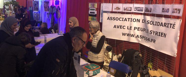 Festival des solidarités – 17/11/19