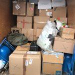 Envois d'une camionnette de médicaments - 01/03/20