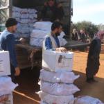 Distributions de paniers alimentaires et de combustibles pour le chauffage - Février 2021